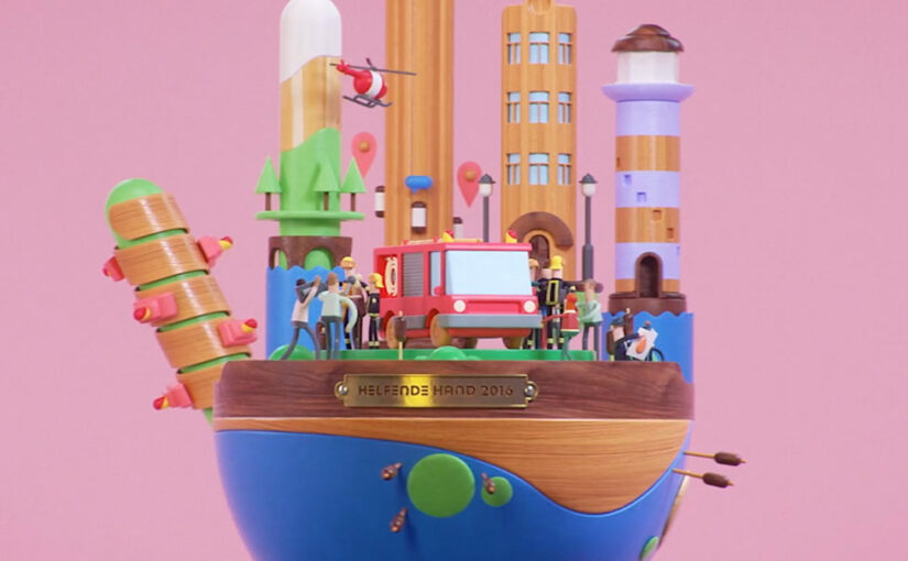 Five motion graphics pieces you should be watching