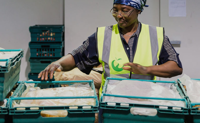Supporting Fareshare Sussex