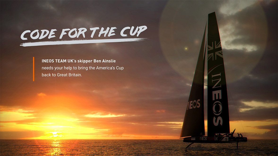Code for the Cup